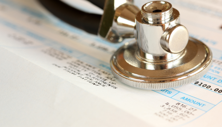 A Medical Financial Bill