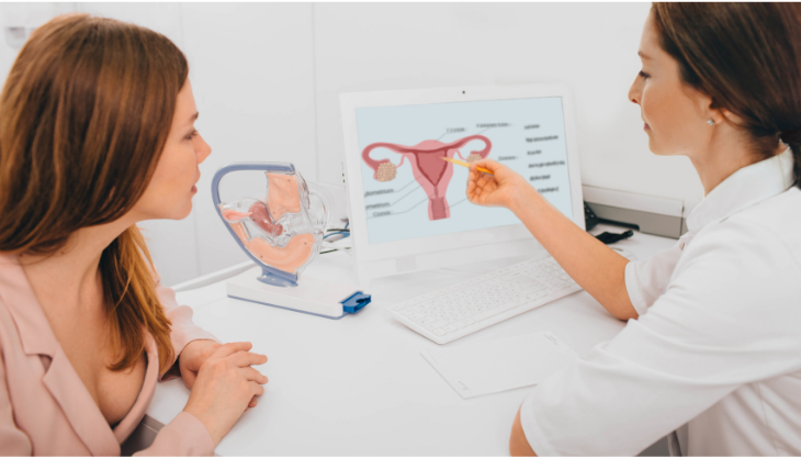 A Patient Learning About Cervical Cancer