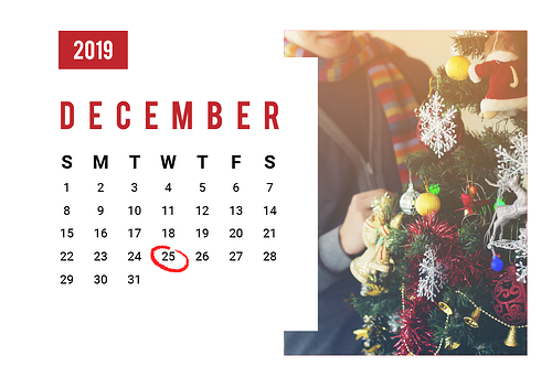 Holiday Stress on Practices_Calendar