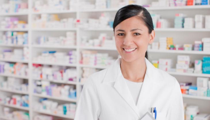 A Pharmacist Using EPCS