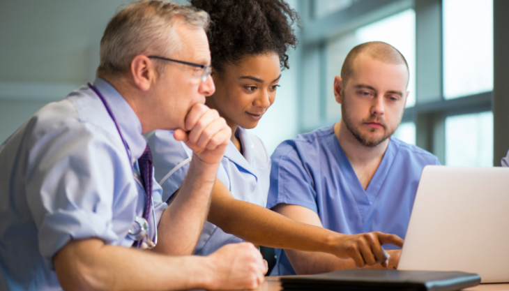 Medical Staff Happy About Effective Staff Scheduling and Staff Management in their EHR