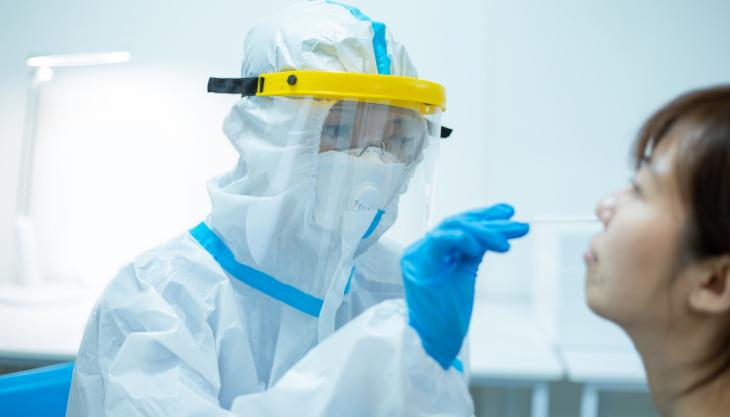Coronavirus (COVID-19) medical testing and procedures