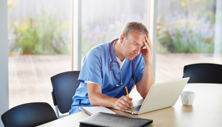 A Doctor in Need of a Stress-Free EHR