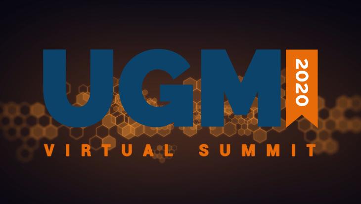 A Logo for the Meditab UGM 2020 Virtual Summit